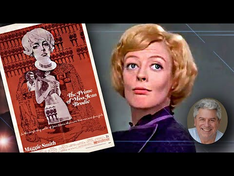 CLASSIC MOVIE REVIEW: Maggie Smith in THE PRIME OF MISS JEAN BRODIE  from STEVE HAYES