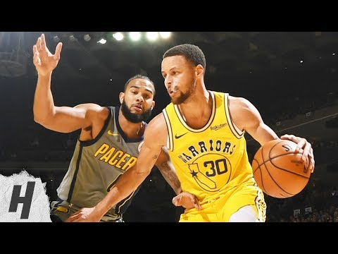 Indiana Pacers vs Golden State Warriors - Full Game Highlights | March 21, 2019 | 2018-19 NBA Season
