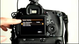 Canon EOS 60D Tutorial Video 10 - Camera Setup Menu 2