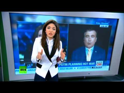 Западные СМИ усиливают истерику вокруг Украины