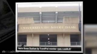 South Bend (IN) United States  city images : Notre Dame Stadium - South Bend, Indiana, United States