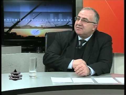 Emisiunea Seniorii Petrolului Românesc – Dumitru Miron –  1 martie 2014