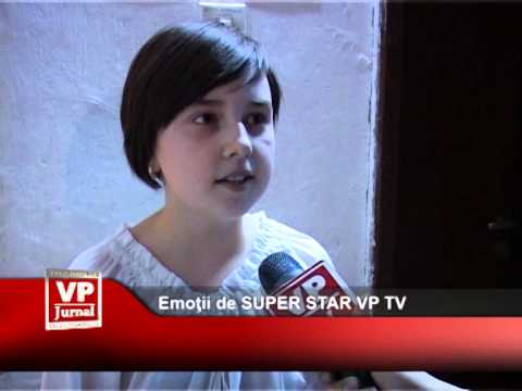 EMOTII  DE SUPER STAR VP TV
