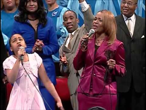 8 YEARS OLD!! Franchika Abey sings at Apostolic Church in Chicago…