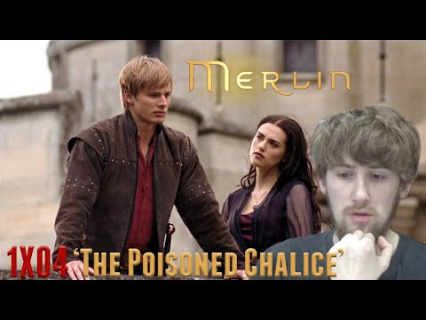 Merlin Season 1 Episode 4 - 'The Poisoned Chalice' Reaction