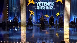 Yetenek Sizsiniz Türkiye - Le Dans - Levent Köksal Dans Okulu