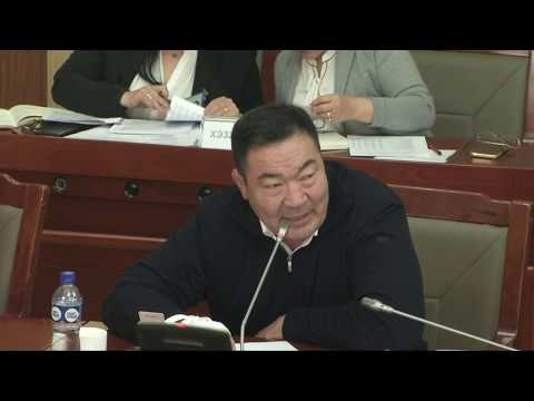 Монгол Улсын 2020 оны төсвийн төслийн гурав дахь хэлэлцүүлгийг хийлээ