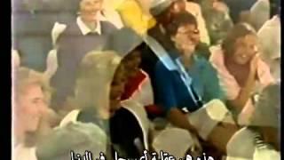 أحمد ديدات - زائر مسيحى فى المسجد