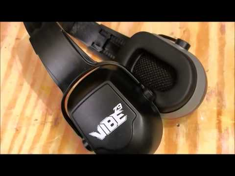 Vibe 29 Earmuff Hearing Protectors Review: NewWoodworker