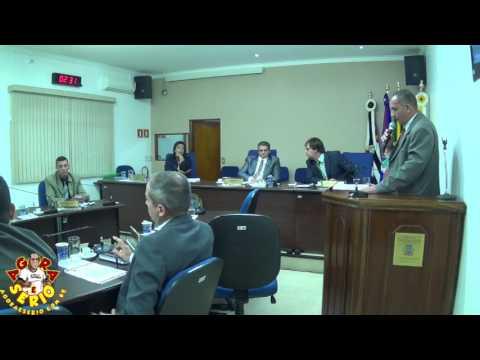 Tribuna Vereador Abel da Paz dia 23 de Maio de 2017