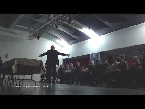 Творческая встреча с Виктором Васильевым, Председателем Белорусского Союза Кинематографистов. Видео Максим Гармаш