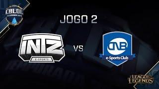 CNB vs INTZ, game 2