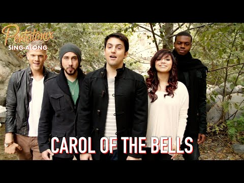 [SING-ALONG VIDEO] Carol of the Bells – Pentatonix