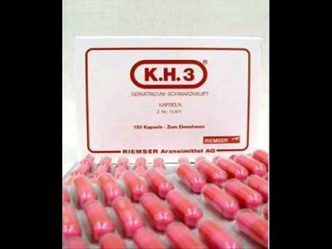 KH3 Capsules