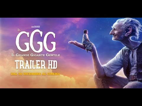 ggg il grande gigante gentile - trailer