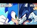O Melhor Ou Pior Jogo Do Sonic