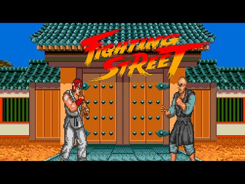 pc engine fighting street download