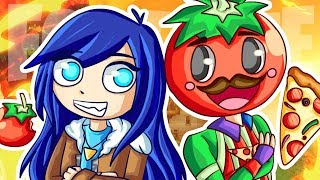 I'M THE TOMATO BOSS! HOW NOT TO PLAY FORTNITE! (Funny Moments)