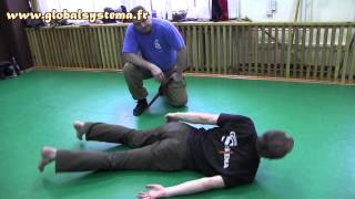Systema Moscou (4/10) -- Massage Au Fouet / Whip Massage