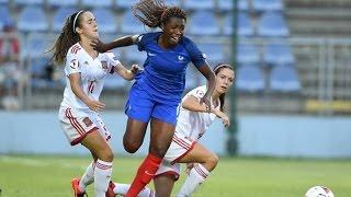 Video Euro U19 Féminine - France-Espagne (2-1), le résumé MP3, 3GP, MP4, WEBM, AVI, FLV Juni 2017