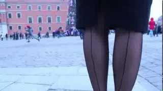 Pin Up Candy In Warsaw - Nylon Video