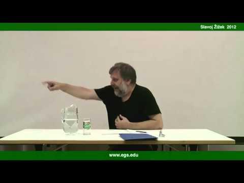 Slavoj Žižek. Objekt A und die Funktion der Ideologie. 2012