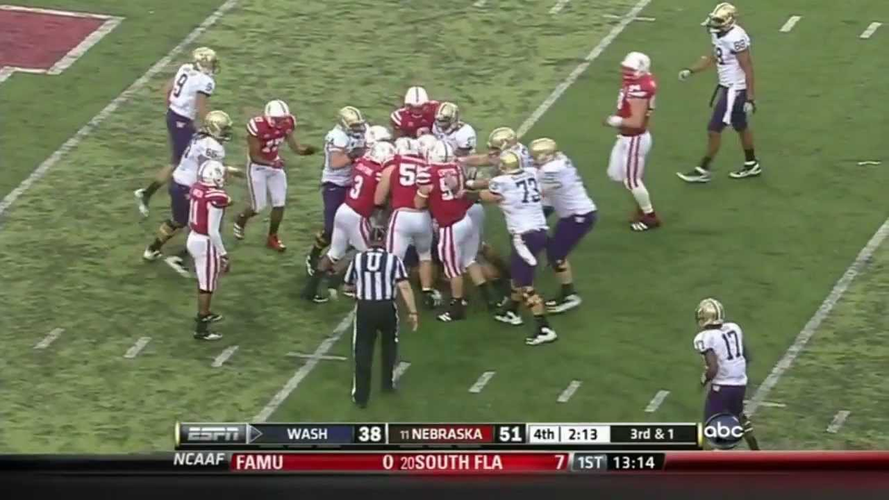 Lavonte David vs Washington 2011