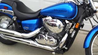 1. 2007 Honda Shadow Spirit 750 C2 (VT750C2)