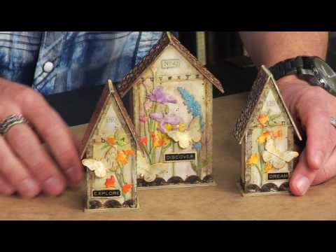 Tim Holtz's Spring Collection
