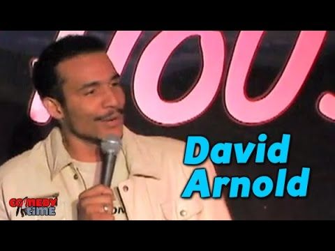 Quicklaffs - David Arnold Stand Up Comedy