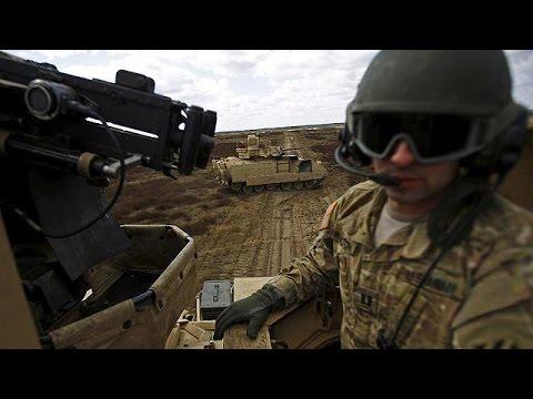 N.Y.Times: 5.000 Αμερικανοί στρατιώτες και βαρέα όπλα στην Ανατολική Ευρώπη