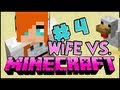 Wife vs. Minecraft - Episode 4: Expedition Diamond Hunt