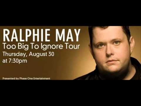 WROV Ralphie May Interview