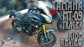 9. Yamaha MT-09 Tracer (FJ-09) Ride Review (2016)