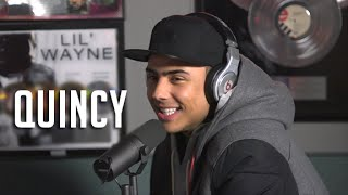 Quincy talks about loving older women and his famous fathers!!!
