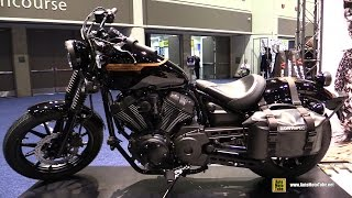 10. 2016 Yamaha Star Bolt Denaly Twisted Trottle - Walkaround - 2015 AIMExpo Orlando