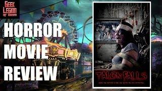 Nonton TALON FALLS ( 2017 Ryan Rudolph ) Hostel at Halloween Horror Movie Review Film Subtitle Indonesia Streaming Movie Download