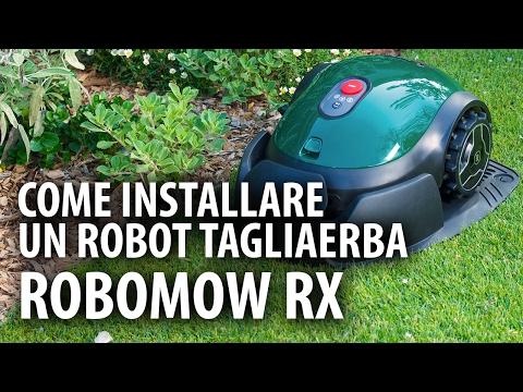 Come Installare il Robot Tagliaerba Robomow RX