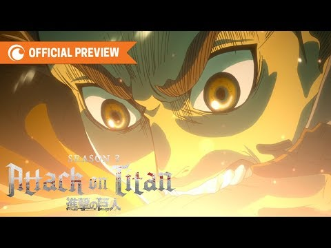 Attack On Titan Season 3 Part 2 | OFFICIAL PREVIEW
