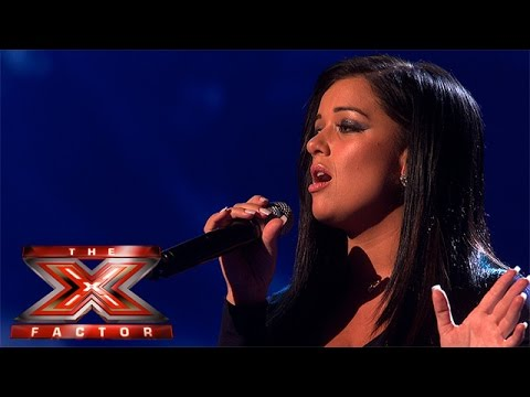 Video Lauren Murray takes on Mariah Carey track | Live Week 4 | The X Factor 2015 download in MP3, 3GP, MP4, WEBM, AVI, FLV January 2017