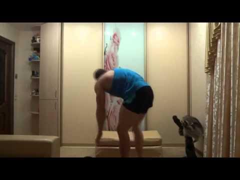"""Упражнения для ног и ягодиц - 3 \"""" Как накачать ноги и ягодицы в домашних условиях \"""" - смотреть онлайн на UmoraTV.ru"""