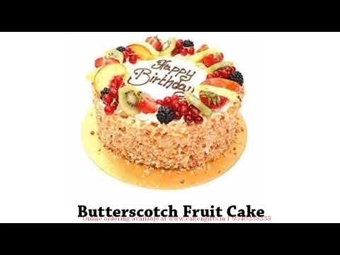 Order Fruit Cake at any of your Occasions in Mumbai that too in Eggless