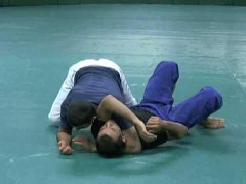 Gracie Breakdown of the Brock Lesnar vs Shane Carwin Choke