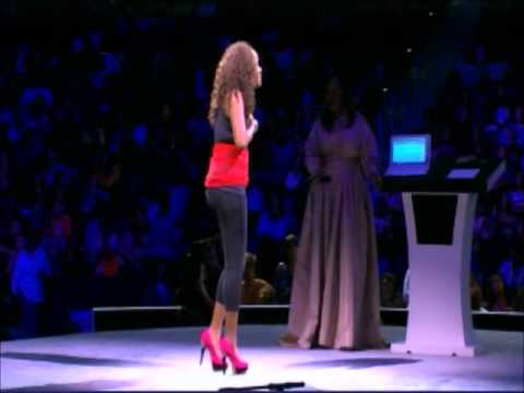 Dr. Cindy Trimm Changing Rahab's Trajectory WTAL 2012 2 of 3