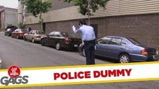 JFL Prank: Police Dummy