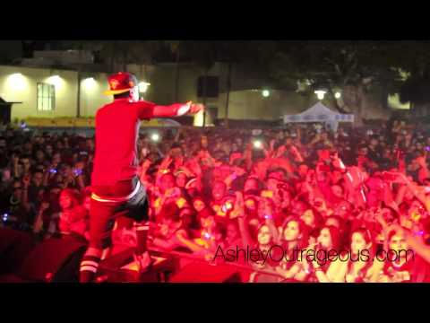 Big Sean Performs &#8220;Mercy&#8221; at FIU