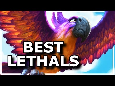 Hearthstone - Best of Lethals | Un'goro Moments