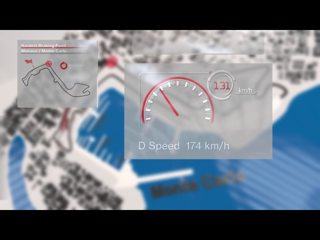 Brembo brakes facts Formula 1 2017: Grand Prix de Monaco