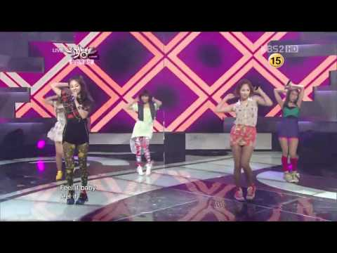 KpopShowTV07 - Show : Music Bank Half Year Wrap Up Credits : KpopShowTV07.