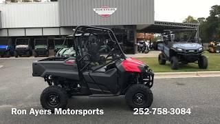 8. 2020 Honda Pioneer 700